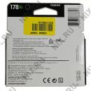 Картридж увеличенный HP CN684HE №178XL Black