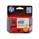 Картридж HP CZ102AE №650 цветной