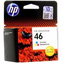Картридж HP CZ638AE №46 цветной