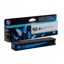 Картридж HP D8J07A №980 Cyan