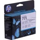 Печатающая головка HP CE020A №771 Black
