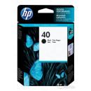 Картридж HP 51640A №40 Black