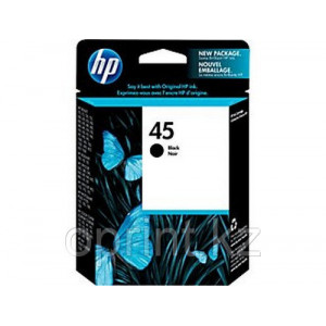 Картридж HP 51645A №45 8XX Black