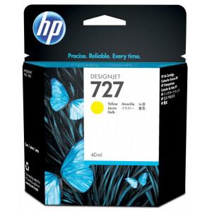 Картридж HP B3P14A №727 Black