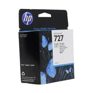Картридж HP B3P17A №727 фото Black
