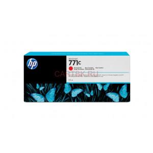 Картридж HP B6Y08A №771C хром Red