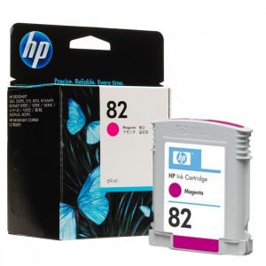 Картридж HP C4912A №82 Magenta