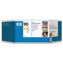 Картридж HP C5065A № 90 Yellow