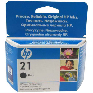 Картридж HP C9351AE №21 Black