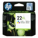 Картридж увеличенный HP C9352CE №22XL цветной