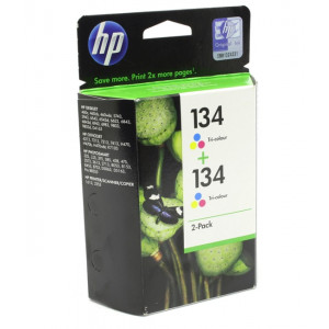 Картридж HP C9505HE №134 Black