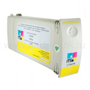 Картридж HP C9469A №91 Yellow