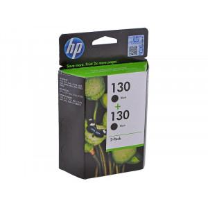 Картридж HP C9504HE №130 Black