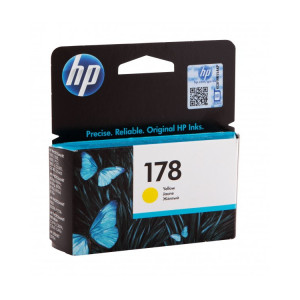 Картридж HP CB320HE №178 Yellow