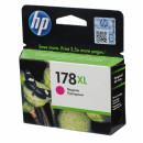 Картридж увеличенный HP CB324HE №178XL Magenta