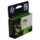 Картридж увеличенный HP CB325HE №178XL Yellow