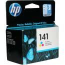 Картридж HP CB337HE №141 цветной