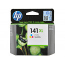 Картридж увеличенный HP CB338HE №141XL цветной