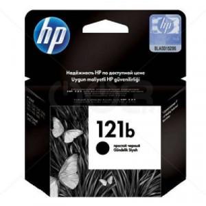 Картридж HP CC636HE №121 Black