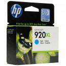 Картридж HP CD972AE №920XL Cyan