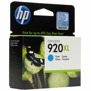 Картридж HP CD972AE №920XL Cyan