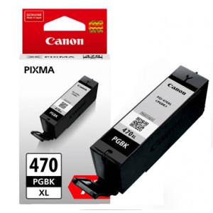 Картридж PGI-470XL PGBK/0321C001 Black Canon