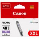 Картридж CLI-481XL PB/2048C001 Cyan Canon увеличенный