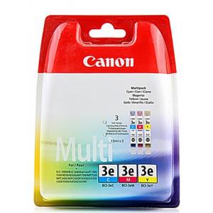 Картридж BCI-3eC/M/Y/4480A262 мультипак Canon