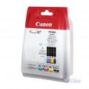 Картридж CLI-451 C/M/Y/BK/6524B004 мультипак Canon