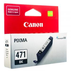 Картридж CLI-471 BK/0400C001 Black Canon