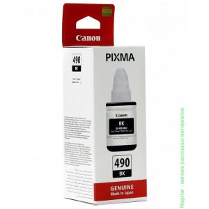 Картридж GI-490 BK/0663C001 Black Canon