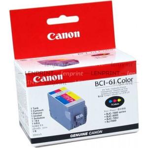 Картридж BCI-61/0968A002 цветной Canon