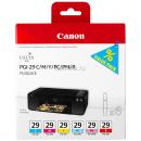 Картридж PGI-29 C MULTI/4873B005 мультипак Canon