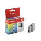 Картридж BCI-24Bk/6881A002 Black Canon 1 шт/уп