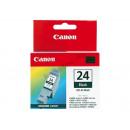 Картридж мульти-упаковка Canon BCI-24BK + CL Black