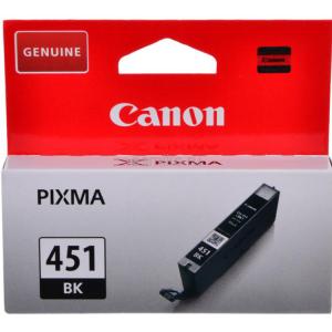 Картридж CLI-451 BK/6523B001 Black Canon