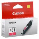Картридж CLI-451 М/6525B001 Magenta Canon