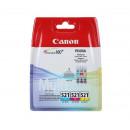 Картридж CLI-521C/M/Y/2934B010 мультипак Canon
