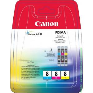 Картридж CLI-8C/M/Y/0621B029 мультипак Canon