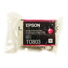 Картридж Epson C13 T08034011 Magenta