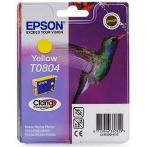 Картридж Epson T08044010 Yellow