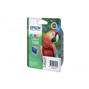 Картридж Epson T008401 цветной