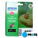 Картридж Epson T034640 Magenta