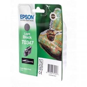 Картридж Epson T034740 Gray