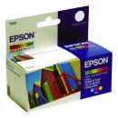 Картридж Epson T037040 цветной