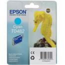 Картридж Epson T048240 Cyan