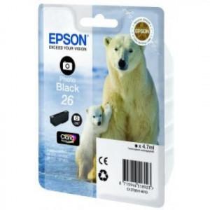 Картридж Epson C13T26114012 фото Black
