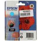 Картридж Epson C13T17024A10 Cyan