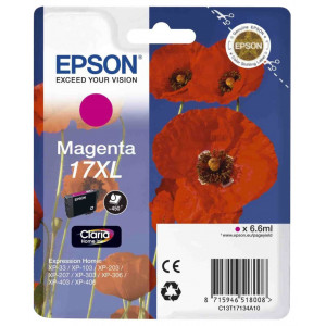 Картридж Epson C13T17014A10 Black
