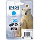 Картридж Epson C13T26124012 Cyan